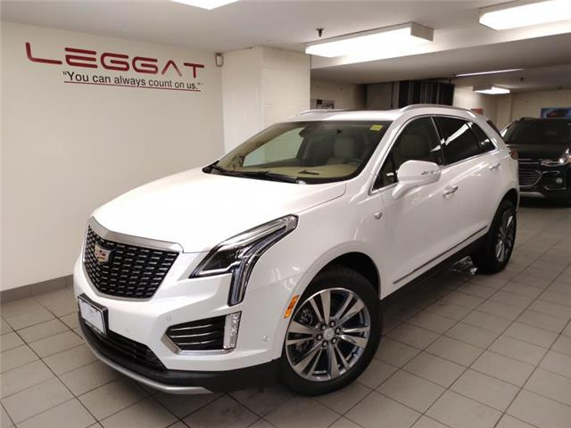 2021 Cadillac XT5 Premium Luxury (Stk: 219500) in Burlington - Image 1 of 16