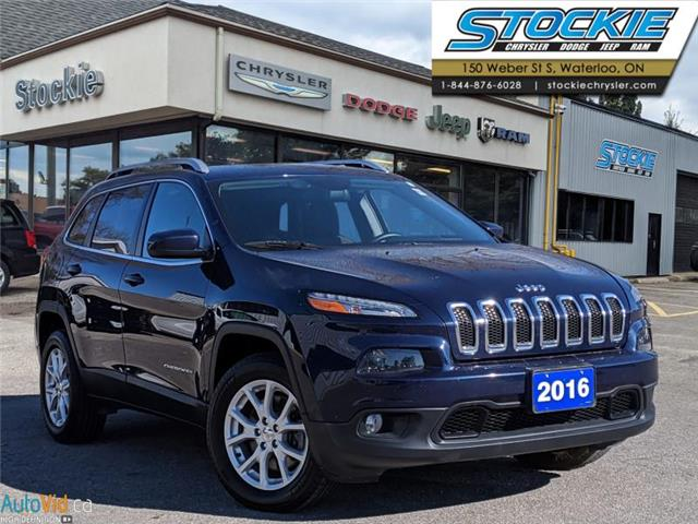 2016 Jeep Cherokee North (Stk: 35208) in Waterloo - Image 1 of 26
