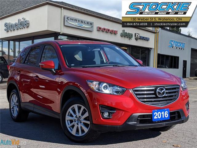 2016 Mazda CX-5 GS (Stk: 35260) in Waterloo - Image 1 of 27