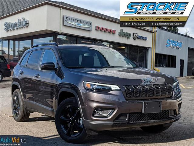 2021 Jeep Cherokee Altitude (Stk: 35278) in Waterloo - Image 1 of 15