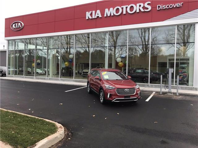 2017 Hyundai Santa Fe XL Premium (Stk: X4985B) in Charlottetown - Image 1 of 28