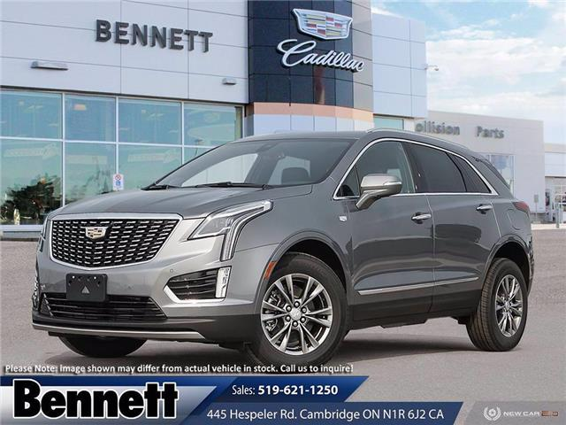 2021 Cadillac XT5 Premium Luxury (Stk: 210169) in Cambridge - Image 1 of 23