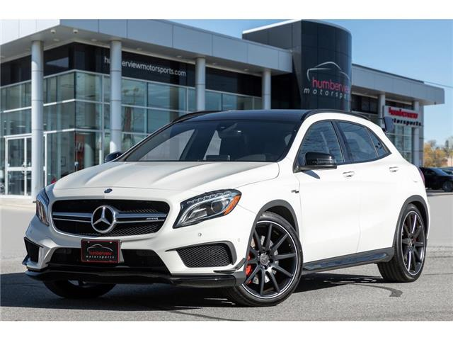 2017 Mercedes-Benz AMG GLA 45 Base (Stk: 20HMS1253) in Mississauga - Image 1 of 27