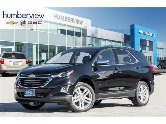 2021 Chevrolet Equinox Premier (Stk: 21EQ010) in Toronto - Image 1 of 22