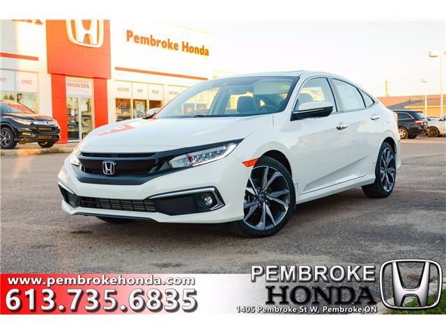 2020 Honda Civic Touring (Stk: 20293) in Pembroke - Image 1 of 30