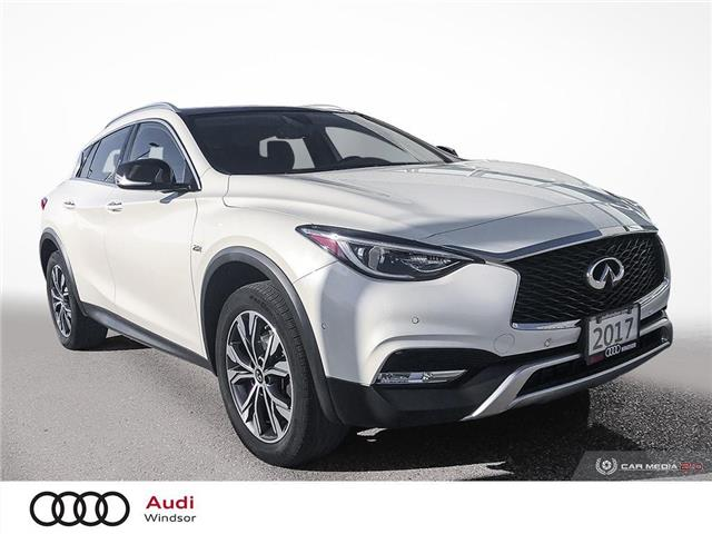 2017 Infiniti QX30 Base (Stk: 21011A) in Windsor - Image 1 of 26