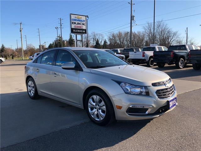 2015 Chevrolet Cruze 1LT (Stk: DL187B) in Blenheim - Image 1 of 17