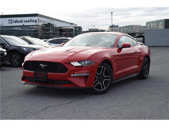 2019 Ford Mustang EcoBoost Premium (Stk: SM044B) in Ottawa - Image 1 of 29