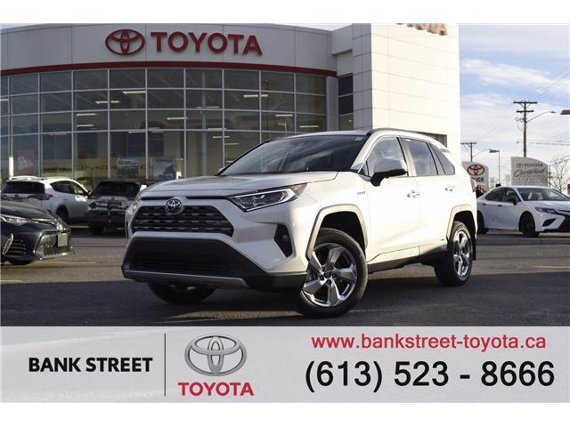 2021 Toyota RAV4 Hybrid Limited (Stk: 28833) in Ottawa - Image 1 of 28