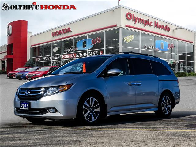 2015 Honda Odyssey Touring (Stk: O9329A) in Guelph - Image 1 of 25