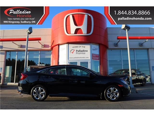 2017 Honda Civic LX (Stk: 22791A) in Greater Sudbury - Image 1 of 30