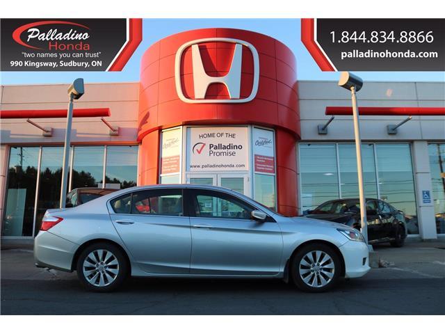 2014 Honda Accord LX (Stk: 22782W) in Greater Sudbury - Image 1 of 19