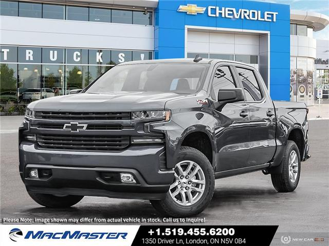 2021 Chevrolet Silverado 1500 RST (Stk: 210186) in London - Image 1 of 23