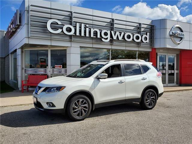 2016 Nissan Rogue SL Premium (Stk: P4615A) in Collingwood - Image 1 of 16