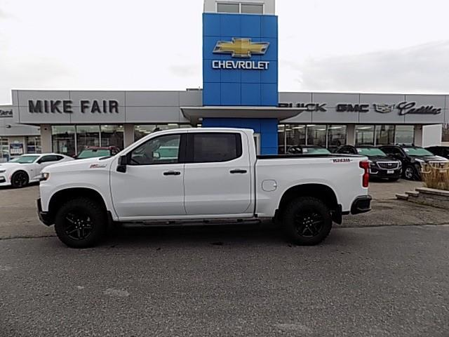 2021 Chevrolet Silverado 1500 LT Trail Boss (Stk: 21051) in Smiths Falls - Image 1 of 16
