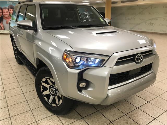 2021 Toyota 4Runner Base (Stk: 210250) in Calgary - Image 1 of 21