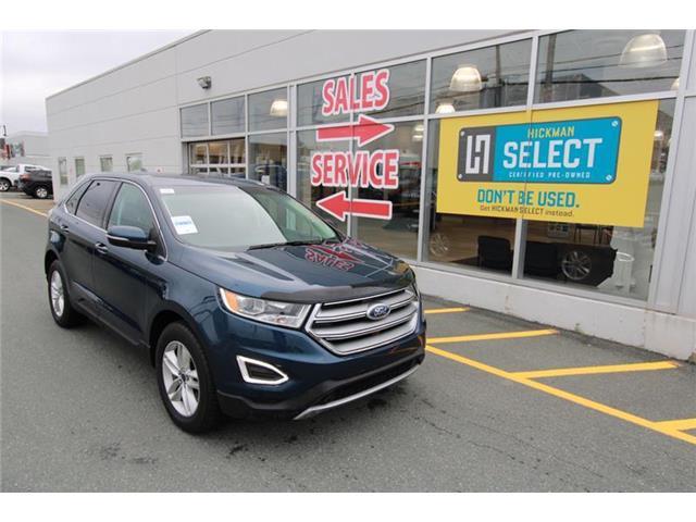 2017 Ford Edge SEL (Stk: PU3236) in St. John\'s - Image 1 of 19