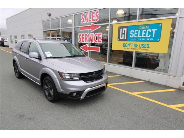 2019 Dodge Journey Crossroad (Stk: PU1453) in St. John's - Image 1 of 21