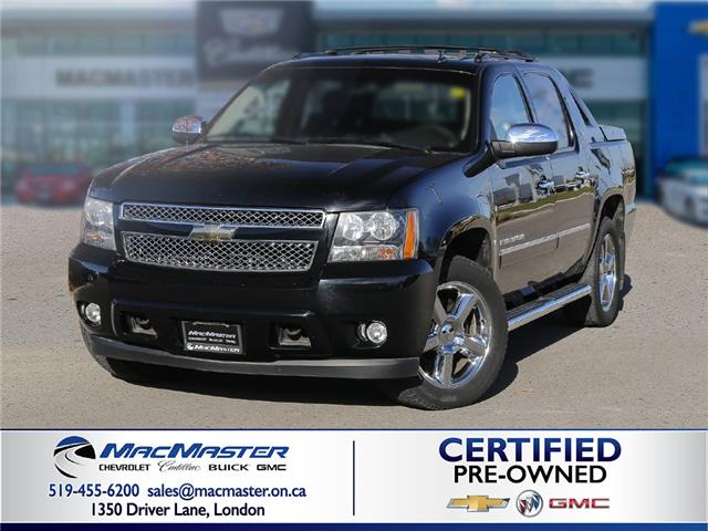 2011 Chevrolet Avalanche 1500 LTZ (Stk: 210005A) in London - Image 1 of 11