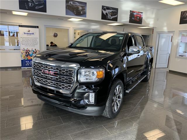 2021 GMC Canyon Denali (Stk: 221303) in Fort MacLeod - Image 1 of 13