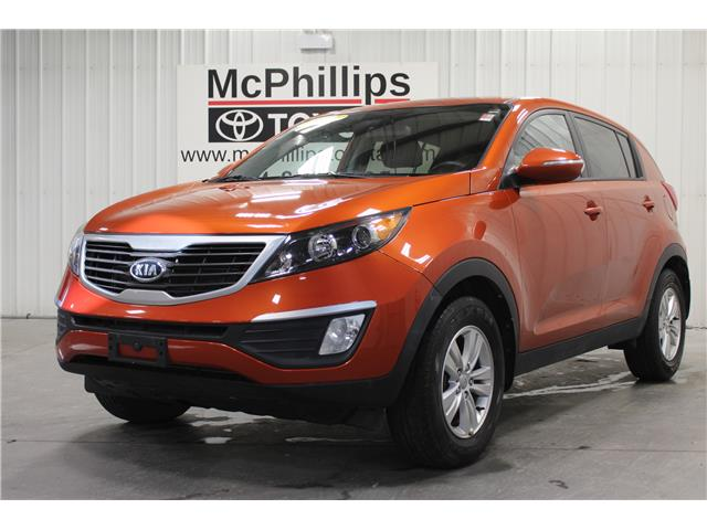 2012 Kia Sportage LX (Stk: 5815471D) in Winnipeg - Image 1 of 22