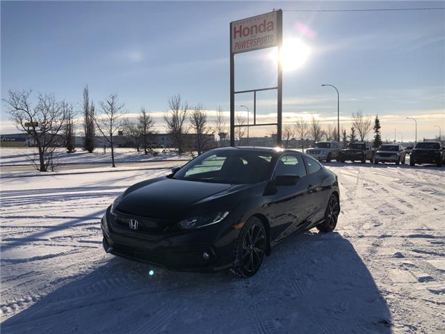 2020 Honda Civic Sport (Stk: 20-152) in Grande Prairie - Image 1 of 22