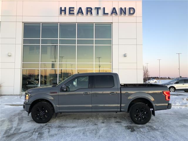 2019 Ford F-150 Lariat (Stk: LSD252B) in Fort Saskatchewan - Image 1 of 25