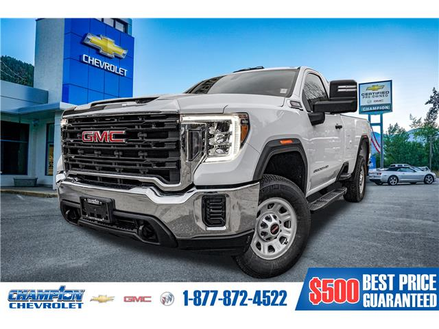 2021 GMC Sierra 3500HD Base (Stk: 21-26) in Trail - Image 1 of 23