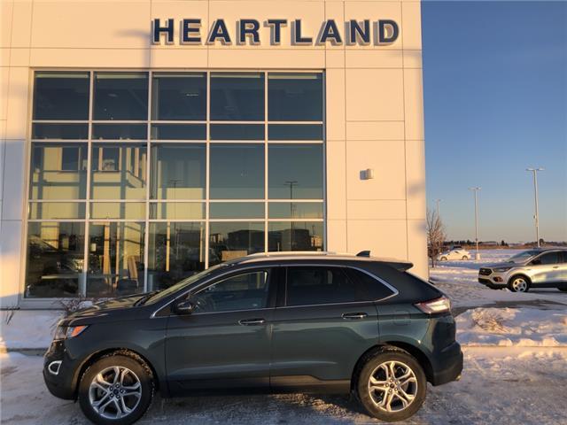 2016 Ford Edge Titanium (Stk: LED020A) in Fort Saskatchewan - Image 1 of 22