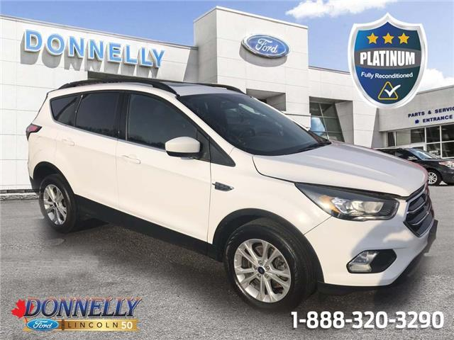 2018 Ford Escape SEL (Stk: PLDU6635) in Ottawa - Image 1 of 19