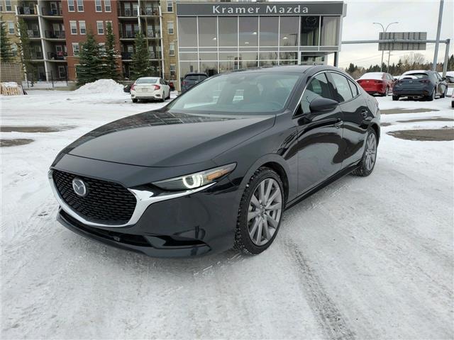 2019 Mazda Mazda3 GT (Stk: K8188) in Calgary - Image 1 of 20