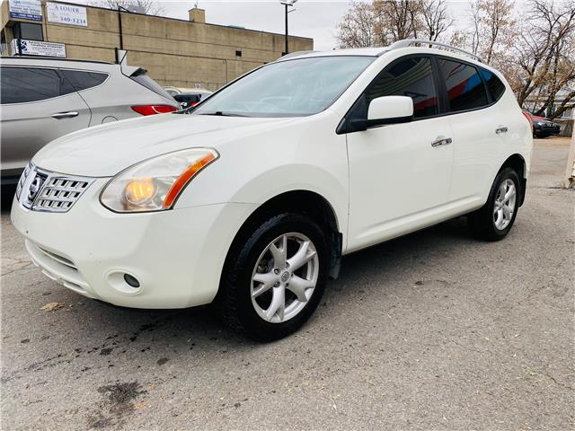 2010 Nissan Rogue SL (Stk: ) in LAVAL - Image 1 of 15