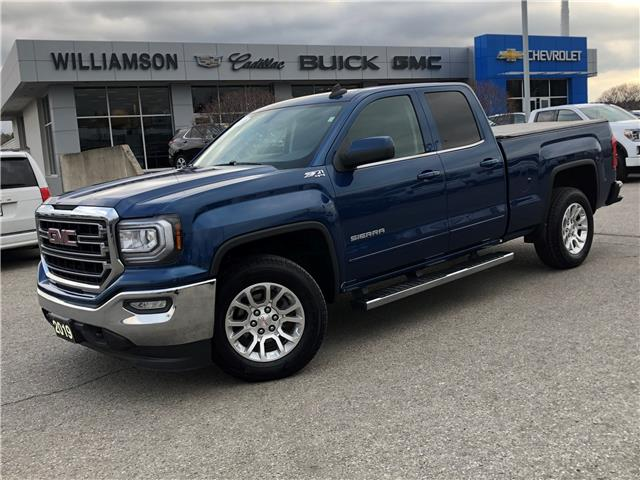 2019 GMC Sierra 1500 Limited SLE (Stk: U7411A) in Uxbridge - Image 1 of 1