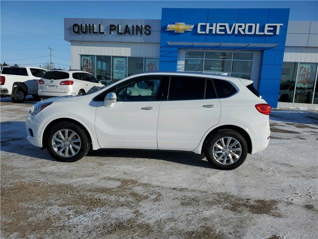 2020 Buick Envision Essence (Stk: 20P050) in Wadena - Image 1 of 20