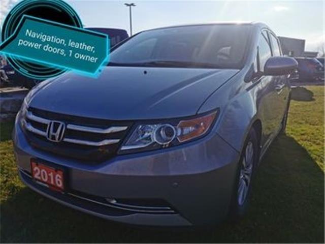 2016 Honda Odyssey EX-L (Stk: CLN161870A) in Cobourg - Image 1 of 20