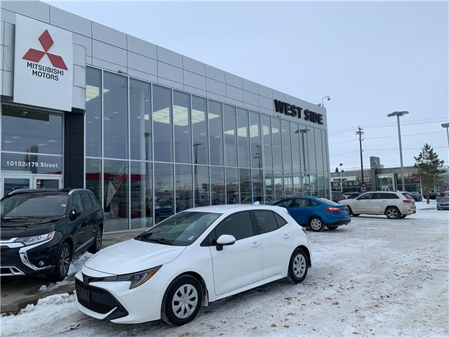 2019 Toyota Corolla Hatchback Base (Stk: BM3970) in Edmonton - Image 1 of 20