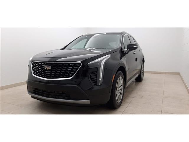 2021 Cadillac XT4 Premium Luxury (Stk: 11474) in Sudbury - Image 1 of 14