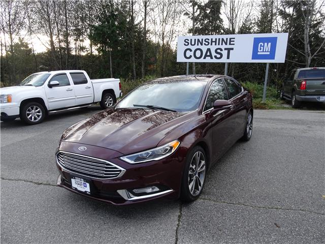 2017 Ford Fusion Titanium (Stk: YL336155A) in Sechelt - Image 1 of 23