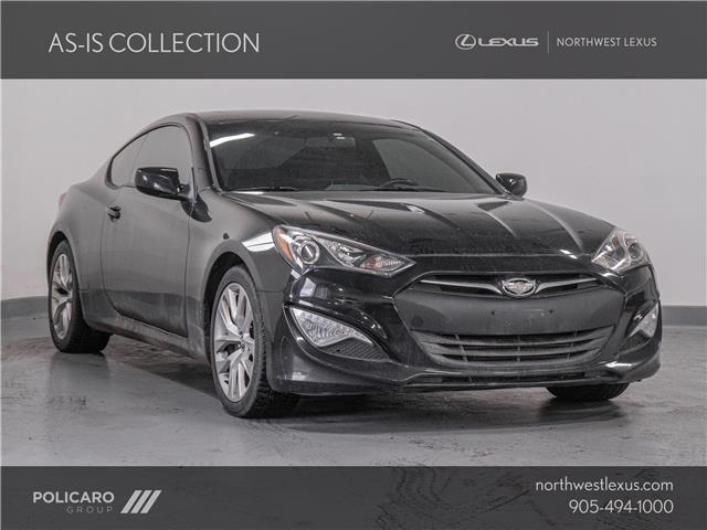 2013 Hyundai Genesis Coupe 2.0T Premium (Stk: 103898T) in Brampton - Image 1 of 21