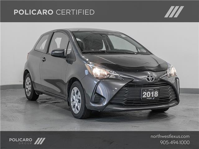 2018 Toyota Yaris CE (Stk: 096730P) in Brampton - Image 1 of 17