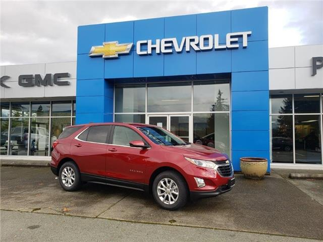 2021 Chevrolet Equinox LT (Stk: 21T34) in Port Alberni - Image 1 of 24