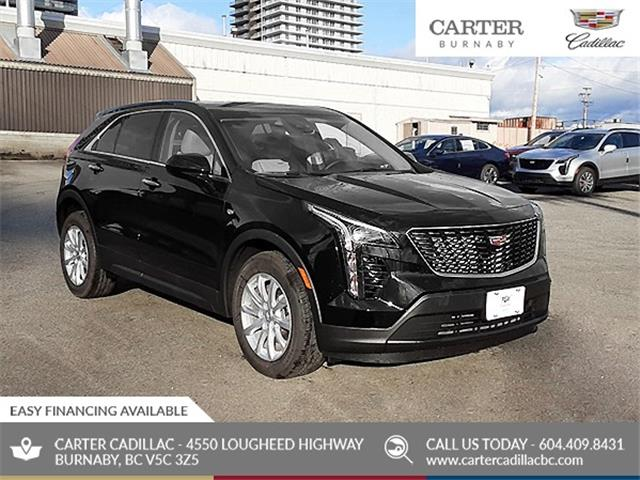 2021 Cadillac XT4 Luxury (Stk: C1-74070) in Burnaby - Image 1 of 23