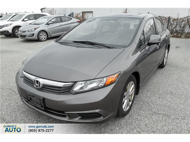 2012 Honda Civic EX (Stk: 029512) in Milton - Image 1 of 5