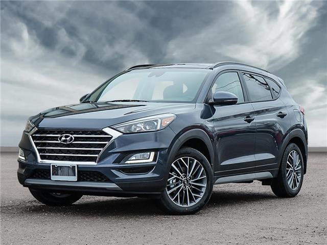 2021 Hyundai Tucson  (Stk: 22411) in Aurora - Image 1 of 23