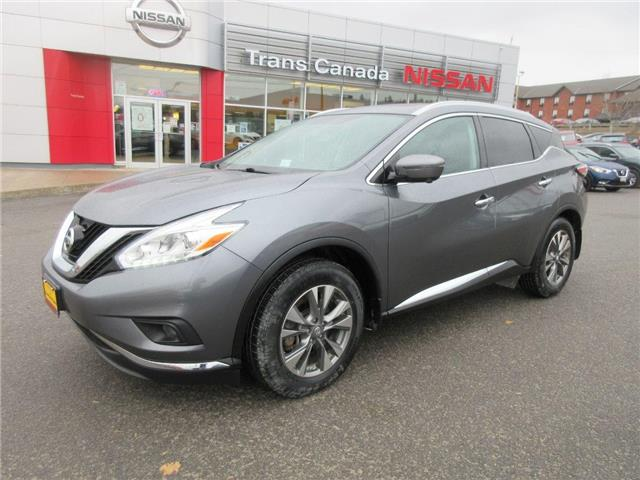 2017 Nissan Murano  (Stk: 91583A) in Peterborough - Image 1 of 26