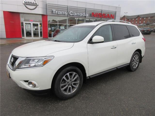 2015 Nissan Pathfinder  (Stk: 91656A) in Peterborough - Image 1 of 26