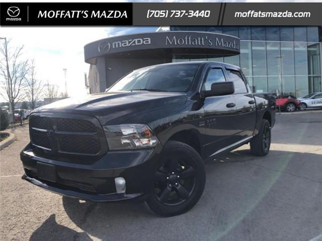 2018 RAM 1500 ST (Stk: 28732) in Barrie - Image 1 of 20