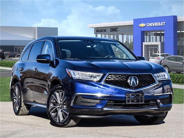 2019 Acura MDX Technology (Stk: 355855A) in Markham - Image 1 of 30
