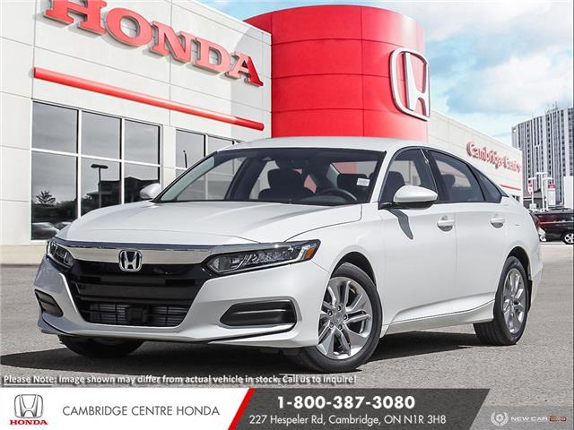 2020 Honda Accord LX 1.5T (Stk: 21392) in Cambridge - Image 1 of 24