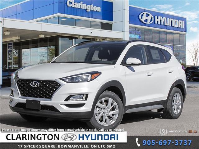 2021 Hyundai Tucson Preferred w/Sun & Leather Package (Stk: 20756) in Clarington - Image 1 of 24